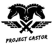 Project Castor  by kasia793