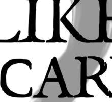 Do you like scary movies? Sticker