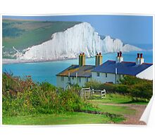 Spot The Seagull - The Seven Sisters Poster