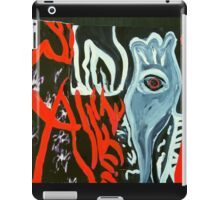 midnight garden sprite for JD iPad Case/Skin