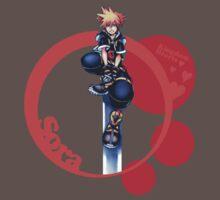 Kingdom Hearts - Sora by Susanwolf