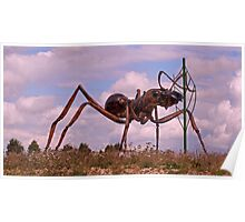 Giant Ant Poster