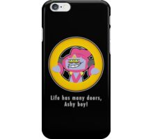 Baby Genie Cartoon Parody iPhone Case/Skin