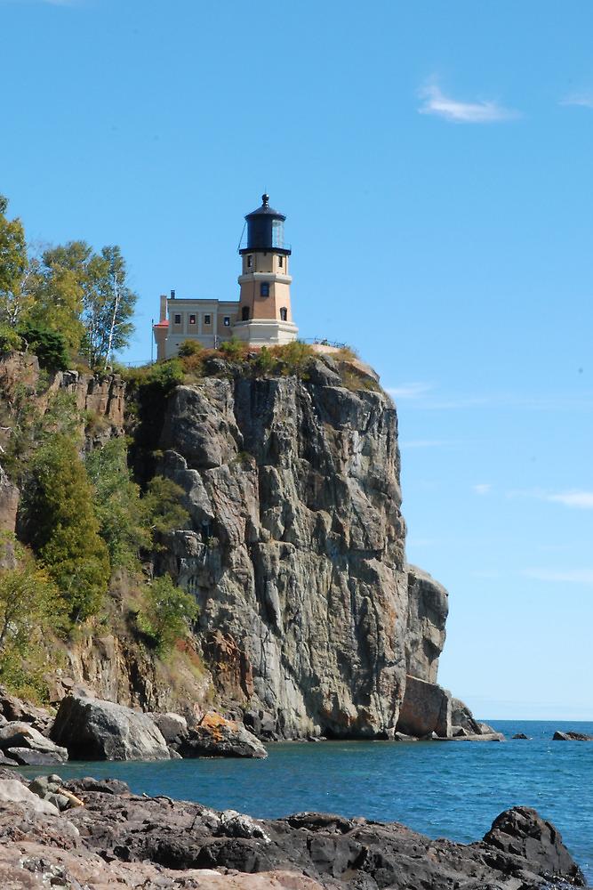 Split Rock Lighthouse by Buttershug2