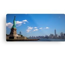 Liberty and Freedom for All Metal Print