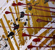 Splatter Paint by Buttershug2