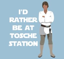I'd Rather be at Tosche Station by SleepyKate