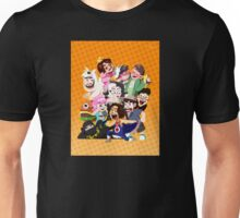 Grump gang and co Unisex T-Shirt