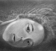Elsa Relaxing by Kostas Koutsoukanidis