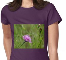 Bachelor's Button Womens Fitted T-Shirt