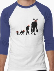 Chopper Evolution V2 Men's Baseball ¾ T-Shirt