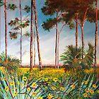 Sunflower Revival by Nancy  Asbell