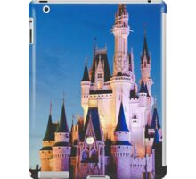 a really big castle iPad Case/Skin