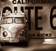 Get Your Kicks......... by geoff curtis