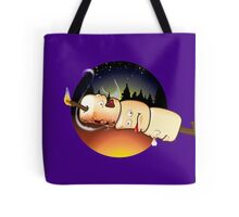 CAMPING = Sick and Twisted [Toasted Marshmallows] Tote Bag