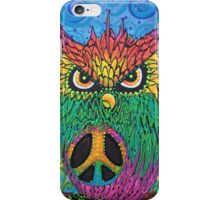 The Hush Owl iPhone Case/Skin