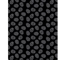 Sugar Skulls Pattern // Goth Punk Skulls Pattern Mexican Sugar Skulls Photographic Print