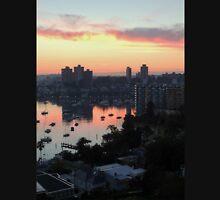 Dawn over Elizabeth Bay, Sydney, Australia. Unisex T-Shirt