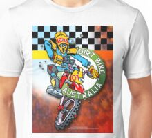 Dirt Bike Australia Hot Stuff T-Shirt Unisex T-Shirt