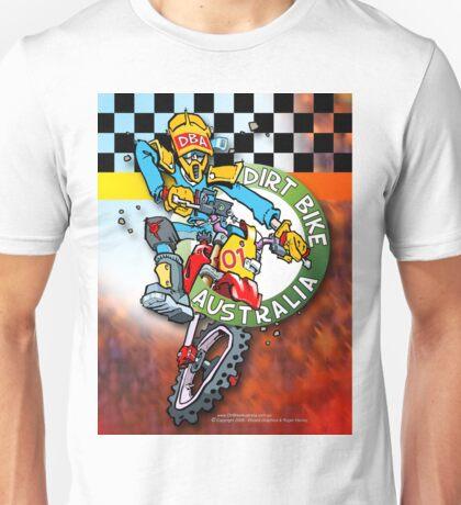 Dirt Bike Australia Hot Stuff T-Shirt Unisex T-Shirt