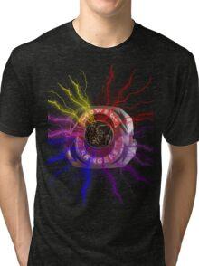 It's Morphin Time - DINOZORD POWER! Tri-blend T-Shirt