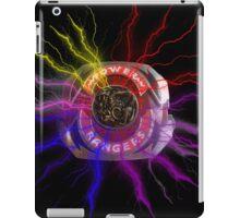 It's Morphin Time - DINOZORD POWER! iPad Case/Skin