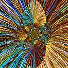 Headlight Kaleidoscope by Debbie Robbins