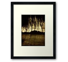 Lagoon ©  Framed Print