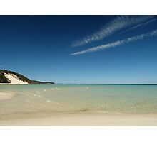 Moreton Island, Queensland Australia Photographic Print
