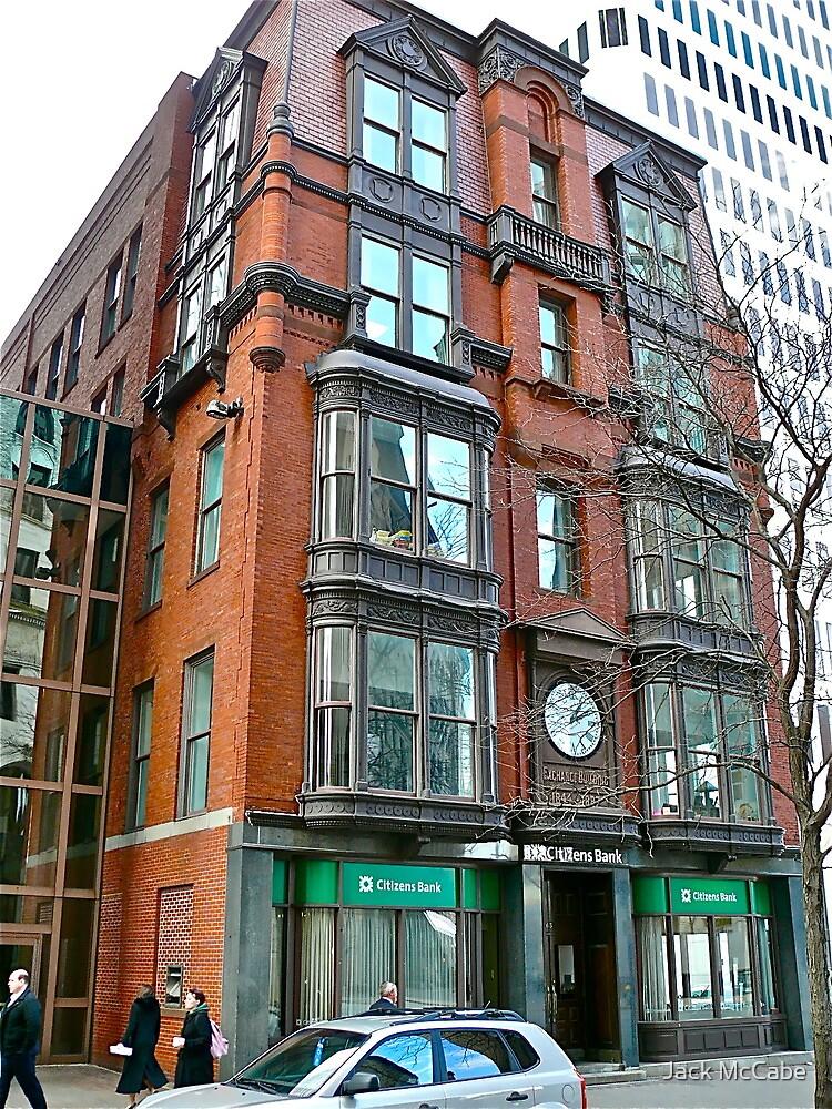 Citzens Bank Building  by Jack McCabe