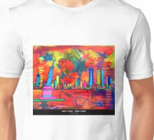 New York New York Unisex T-Shirt