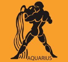 Zodiac sign - Aquarius by Smaragdas