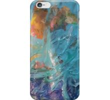 Blue Marvel iPhone Case/Skin