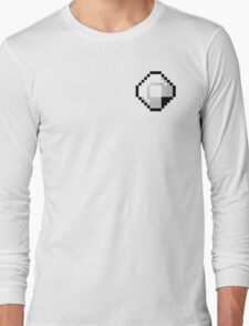Pokemon Boulder Badge Long Sleeve T-Shirt