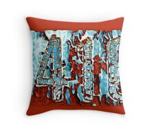 1416 Throw Pillow