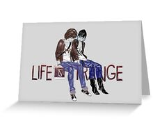 Life is Strange (Max and Chloe) Greeting Card