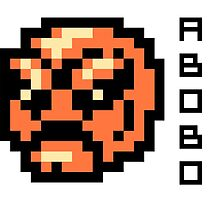 ABOBO DOUBLE DRAGON by srvsl