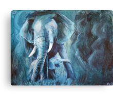 Wild, Loved and Protected Canvas Print