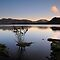 Derwent Dawn - Cumbria - UK by Ian Snowdon /     www.downtoearthimages.co.uk