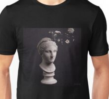 the mind is full of beauty Unisex T-Shirt