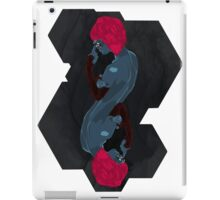 Techno Reflection iPad Case/Skin