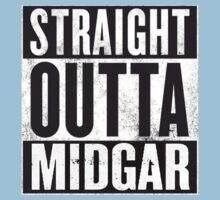 Straight Outta Midgar Baby Tee