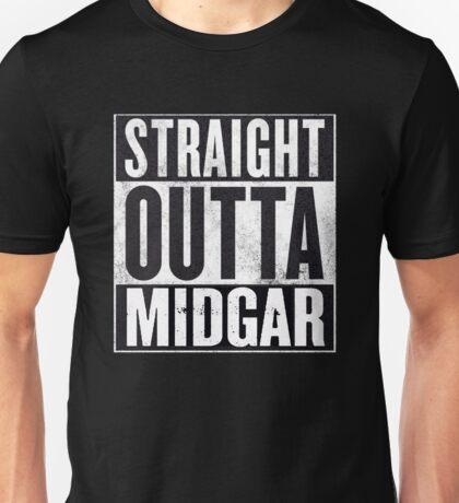 Straight Outta Midgar Unisex T-Shirt