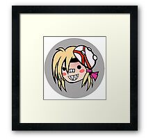 Tiny Tina Framed Print