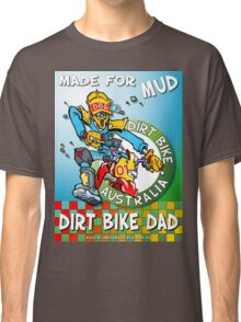 Dirt Bike Dad  T-Shirt #1 Classic T-Shirt