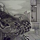 Beksinski's Ride by Zeb Shaffer