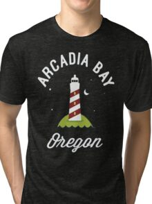 Arcadia Bay Organ Tri-blend T-Shirt