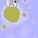Humanoid Sheep by Weird