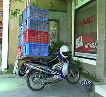 Mode of Transport - Bali by PaulWJewell