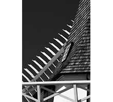 Powered by wind Photographic Print